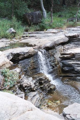 Northern India: Panna Falls picture 5