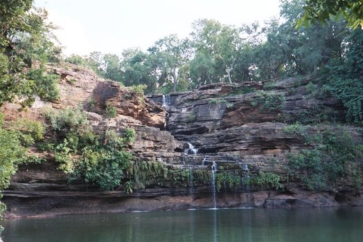 Northern India: Panna Falls picture 6