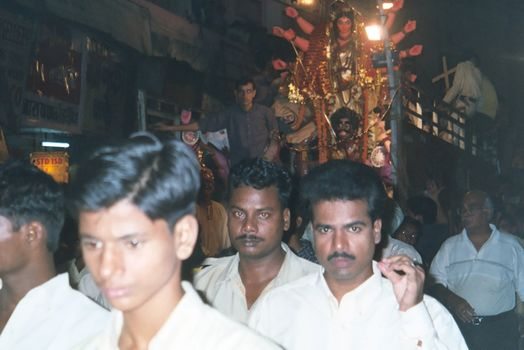 Northern India: Varanasi Dussehra
