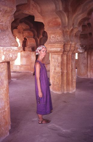 Peninsular India: Hampi Royal Center picture 23