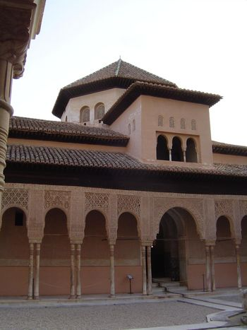 Spain: Granada: the Palaces of the Alhambra picture 26