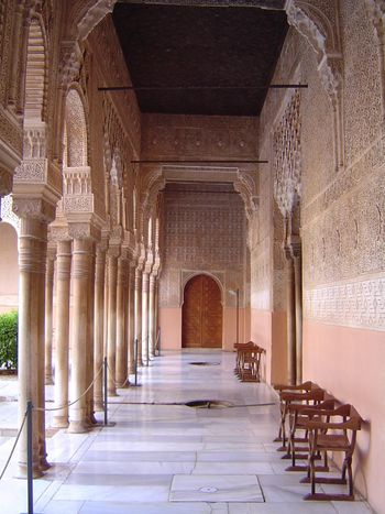 Spain: Granada: the Palaces of the Alhambra picture 23