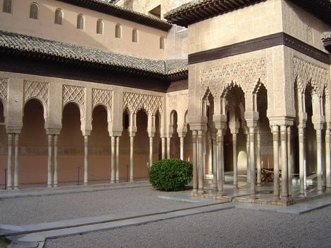 Spain: Granada: the Palaces of the Alhambra picture 20