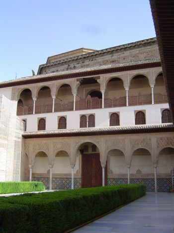 Spain: Granada: the Palaces of the Alhambra picture 15