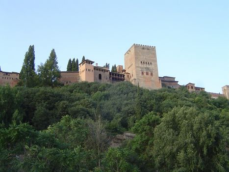Spain: Granada: the Palaces of the Alhambra picture 2