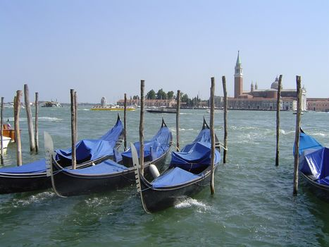 Italy: Venice: Panorama picture 2