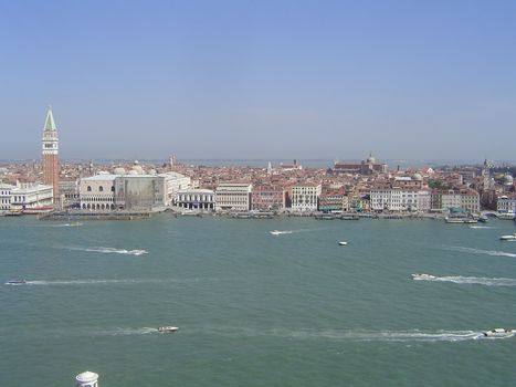 Italy: Venice: Panorama picture 6