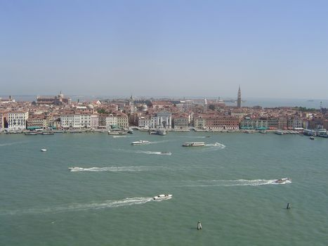 Italy: Venice: Panorama picture 7