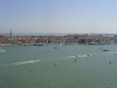 Italy: Venice: Panorama picture 8