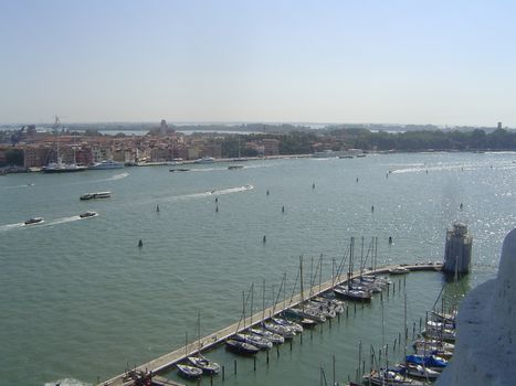 Italy: Venice: Panorama picture 9