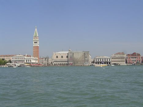 Italy: Venice: Panorama picture 13
