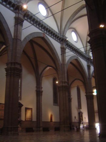 Italy: Florence: Churches picture 20