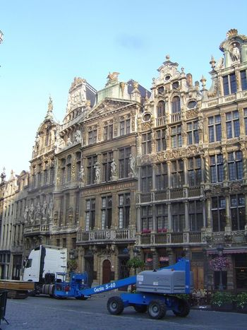 Belgium: Brussels: the Grand Place picture 6