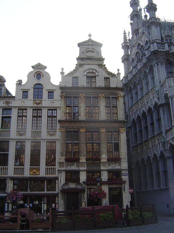 Belgium: Brussels: the Grand Place picture 13