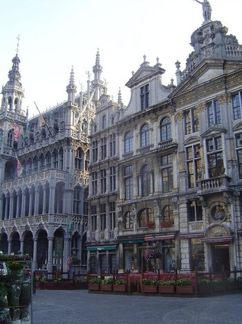 Belgium: Brussels: the Grand Place picture 11