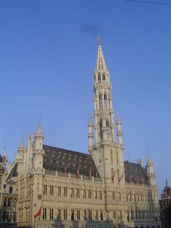 Belgium: Brussels: the Grand Place picture 1