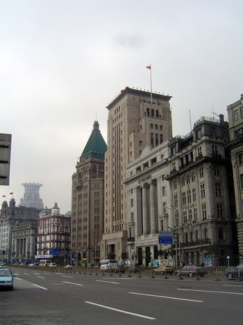 China: Shanghai:The Bund picture 11