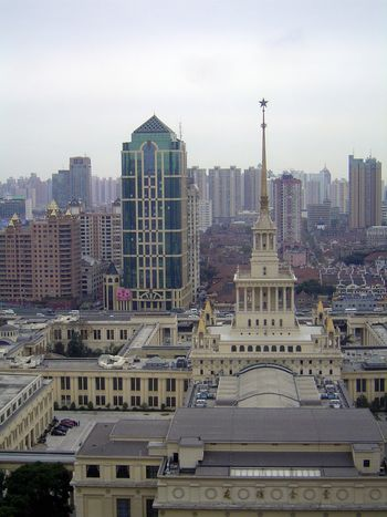 China: Shanghai: the New Chinese City
