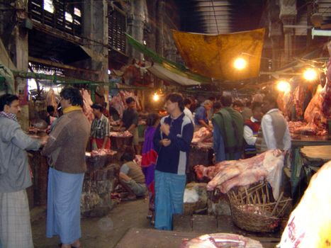 Northern India: Calcutta's New Market picture 15