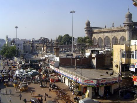 Peninsular India: Hyderabad: the Qutb Shahi City picture 7