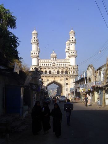 Peninsular India: Hyderabad: the Qutb Shahi City picture 3