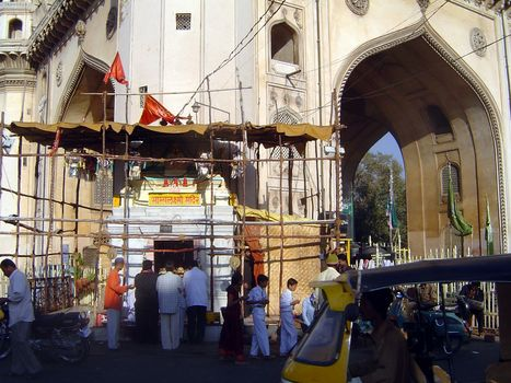 Peninsular India: Hyderabad: the Qutb Shahi City picture 21
