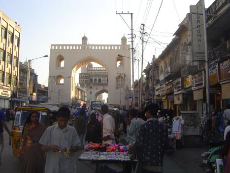 Peninsular India: Hyderabad: the Qutb Shahi City picture 18