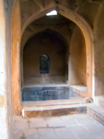 Peninsular India: Hyderabad: Qutb Shahi Tombs picture 18
