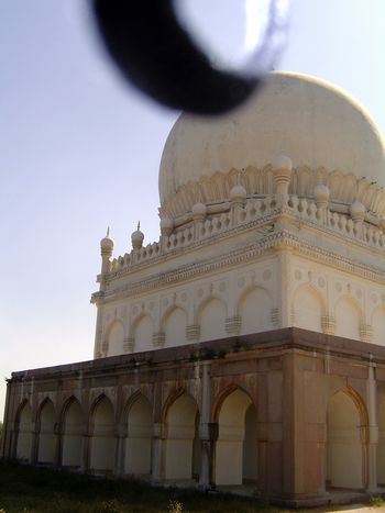 Peninsular India: Hyderabad: Qutb Shahi Tombs picture 14