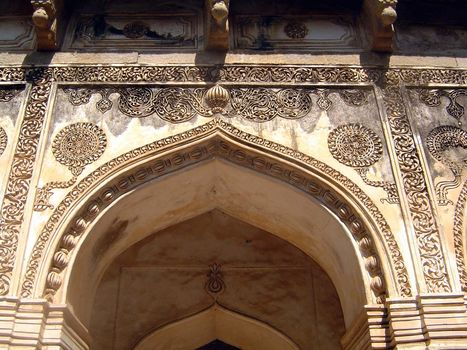 Peninsular India: Hyderabad: Qutb Shahi Tombs picture 16