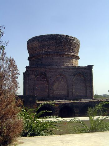 Peninsular India: Hyderabad: Qutb Shahi Tombs picture 13