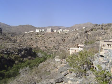 Oman: Seiq and Wadi Beni Habib picture 4