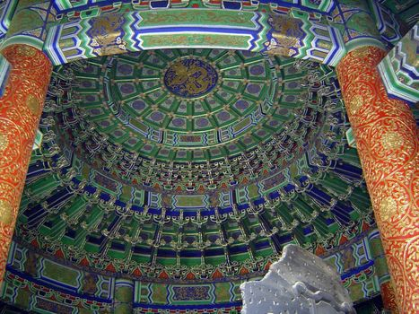 China: Beijing: Temple of Heaven  picture 13