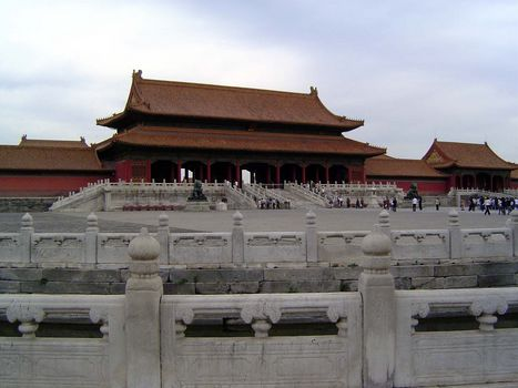 China: The Grand Axis of Imperial Beijing picture 9