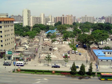 China: Beijing: Hutong, Siheyuan, and Highrises picture 22