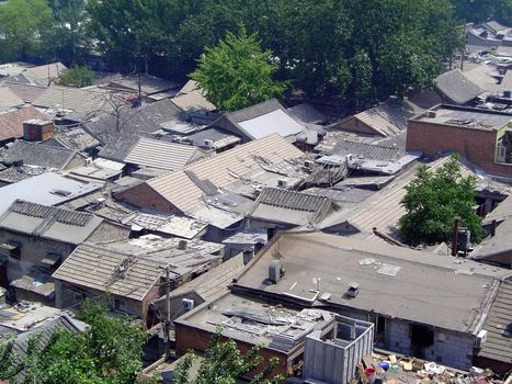 China: Beijing: Hutong, Siheyuan, and Highrises picture 12