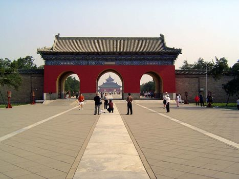China: Beijing: Temple of Heaven  picture 11