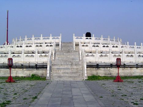 China: Beijing: Temple of Heaven  picture 3