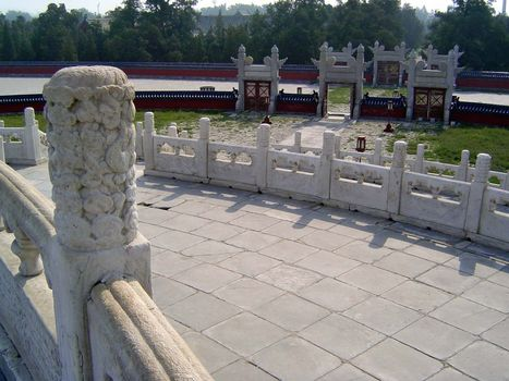 China: Beijing: Temple of Heaven  picture 6