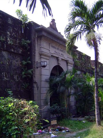 The Philippines: Manila: Intramuros picture 4
