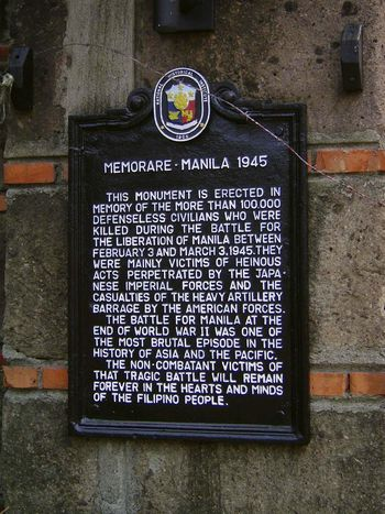 The Philippines: Manila: Intramuros picture 26