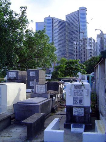 Philippines: Manila: South and American Cemeteries picture 5