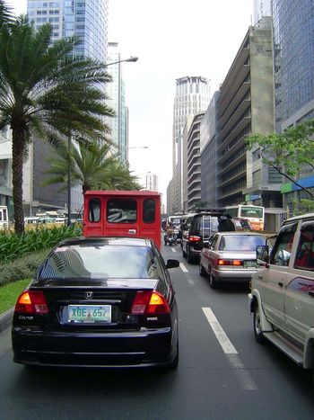 Philippines: Manila: Makati, Ortigas, Global City picture 1
