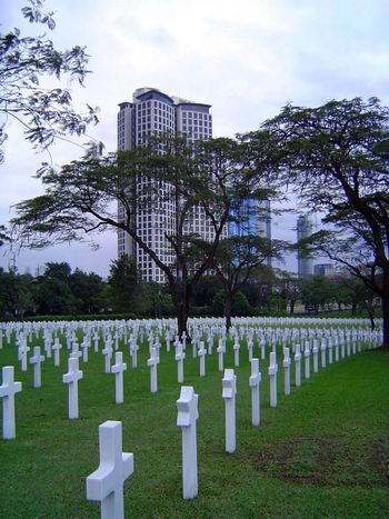 Philippines: Manila: South and American Cemeteries picture 7