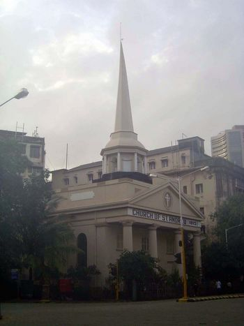 Peninsular India: Mumbai / Bombay Classical Buildings picture 2