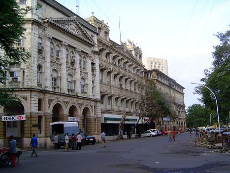 Peninsular India: Mumbai / Bombay Classical Buildings picture 6