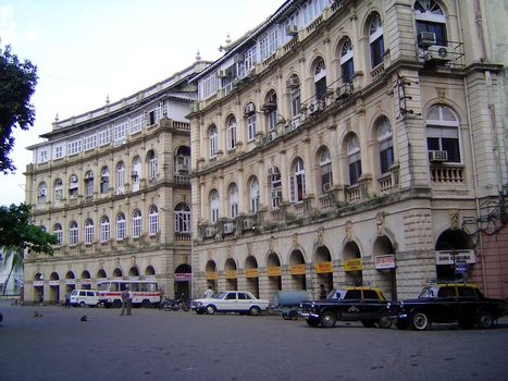 Peninsular India: Mumbai / Bombay Classical Buildings picture 9