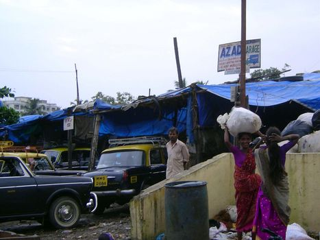Peninsular India: Mumbai: An Andheri Slum picture 5