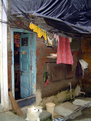 Peninsular India: An Andheri Slum picture 12