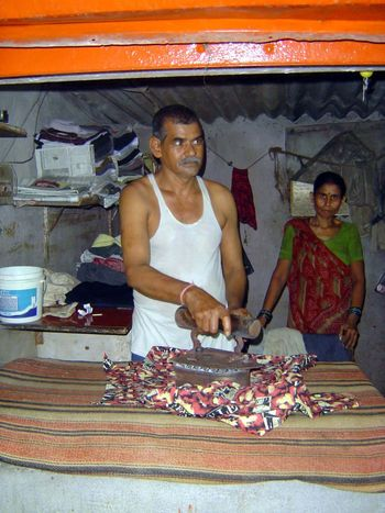 Peninsular India: Mumbai: An Andheri Slum picture 14